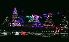 Castle Christmas Lights Castle Christmas Garden Of Lights To Open Thanksgiving Day