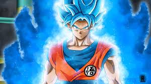 Goku wallpaper, Dragon ball super goku
