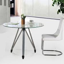fancy round glass meeting table with round glass conference table round designs