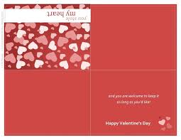 Valentines Day Letter Template 1 Print This Page 2 Cut Along The Dotted Lines 3 Fold Valentines Day