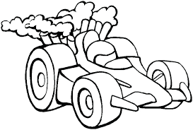 Racecar Coloring Page Coloring Sheets Detail Racecar Coloring Pages
