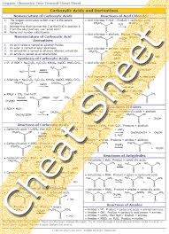 chemistry conversion chart cheat sheet organic chemistry reactions cheat sheet keywords and pictures