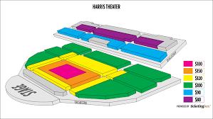Veritable Harris Theater Seating 2019
