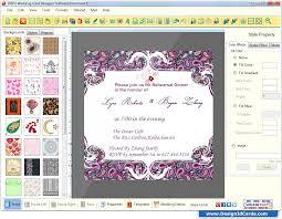 Invite Design Software Free We Fresh Birthday Invitation Maker Free