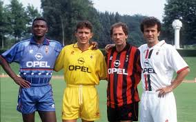 More about ac milán shirts, jersey & football kits hide. The 5 Most Beautiful Jerseys In The Ac Milan History