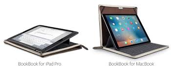 we suggest using our bookbook for macbook 13 inch retina which has e to hold both the ipad pro with the keyboard intact while still providing the