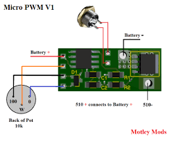 mini pwm v1 motley mods llc mini pwm v1