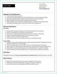 Financial Statement Template Word Fresh Finance Resume Template