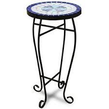 outdoor metal table. Round Metal Garden Table Outdoor