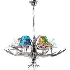 french lighting designers. Hunting By Design Antler Chandelier | French Lighting Designers N