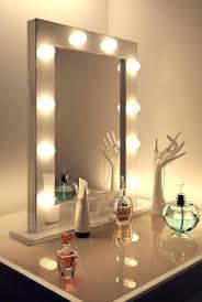 lit makeup mirror lighted vanity mirror bathrooms design large lighted makeup mirror big vanity mirror regarding