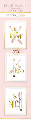 cool awesome baby girl nursery wall decor set of 3 pink and gold wall art little gi by  on little girl bedroom wall art with awesome baby girl nursery wall decor set of 3 pink and gold wall