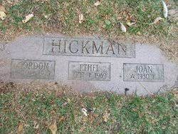 Ethel Hickman (1907-1969) - Find A Grave Memorial