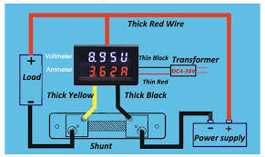 how to wire a volt and amp meter archive yachting and boating how to wire a volt and amp meter archive yachting and boating world forums