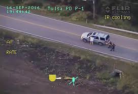 tulsa police vs terence crutcher what shooting video shows