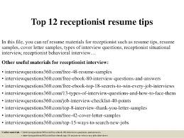 hotel receptionist resume example resume cover letter samples hotel receptionist resume example resume cover letter samples sample receptionist resume cover letter