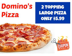 domino s pizza deal