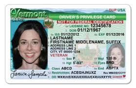 Driver's Countries North To Reports True Foreign Vermont Spreads Privilege Card Fraud