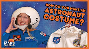special how to make an astronaut costume askabby season 2 the mars generation
