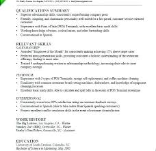 Waitress Resume Examples Cool Resume Sample For Restaurant Sample Resume For Restaurant Waitress