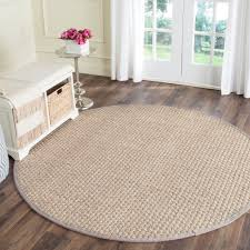 safavieh natural fiber seagrass natural grey area rugs