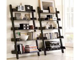 Living Room Bookshelves Living Room Simple Living Room Wooden Open Shelf Around Tv Wall