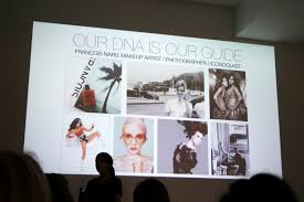 information about the founder of the brand françois nars how it started and his aesthetics for the brand françois nars is truly an amazing artist