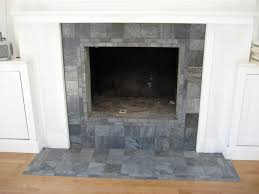 Reface Fireplace Ideas Example Of Refaced Fireplace With Raised Hearth Removed Favorite