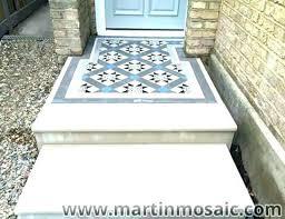 porch floor tiles tile ideas for front flooring car patterns image collections home design idea