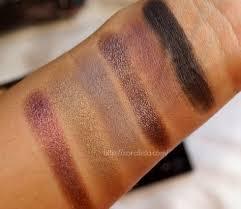 sleek au naturel i divine eyeshadow palette swatches