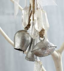 decorating lovely bells in silver by vivaterra ideas for home