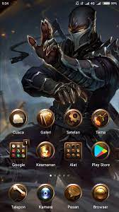 Franco Mobile Legends Wallpapers posted ...