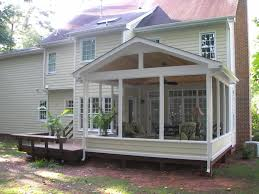 screened porch deck building plans online 15345 with in ideas plan 17 screened in deck ideas12