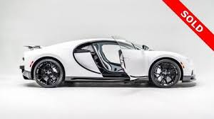 Our website provides all current and coming soon classic cars for sale. Used 2019 Bugatti Chiron Base Vf9sp3v31km795222 Auto Com