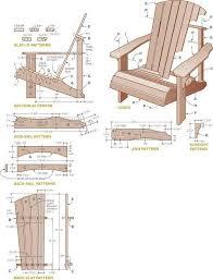 adirondack chairs blueprints.  Adirondack Free Adirondack Chair Plans Printable Download Supplies For Regarding  Chairs Blueprints To I