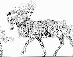 Printable Unicorn Coloring Pages Luxury Unicorn Coloring Pages For
