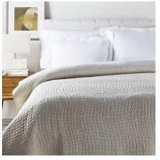 Bed Quilts – Sky Iris & white-silk-quilt-bedding Adamdwight.com