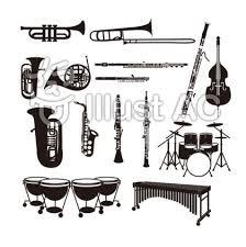 吹奏楽イラスト無料イラストならイラストac