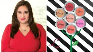 mehrbano sethi 039 s luscious cosmetics goes global with a presence at sephora