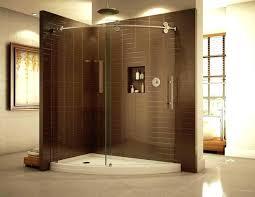 how to polish glass shower doors shower door cleaner best cleaner for glass shower doors sliding