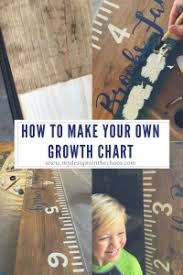 Free Cricut Growth Chart How To Make A Growth Chart My Designs In The Chaos Growth