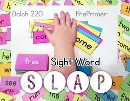 Free Sight Word Printables - The Crafty Classroom