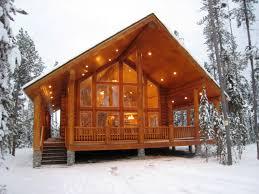 wyoming log home