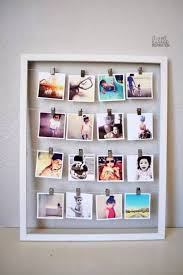 diy family photo frames2
