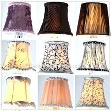 silk chandelier