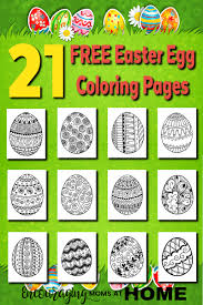 Printable Coloring Pictures Easter L L L