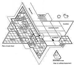 Gallery Of AD Classics Fallingwater House  Frank Lloyd Wright  10Frank Lloyd Wright Floor Plan