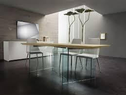 Tavoli Di Vetro Da Salotto : Tavoli da pranzo in vetro fissi o allungabili offerta infabbrica