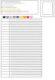 Prismacolor Pencil Blank Color Chart Blank Colored Pencil Chart Google Search In 2019 Color