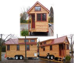 Small Picture 1113 Up for Auction New Tumbleweed Tiny House Built by High